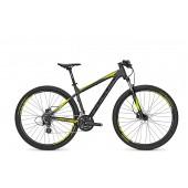 Велосипед FOCUS WHISTLER EVO 29 2017 NIMBUSGREY MATT
