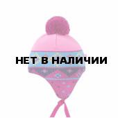 Шапка Kama 2017-18 B72 pink (US:S)