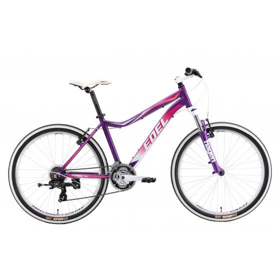 Велосипед Welt 2018 Edelweiss 1.0 violet/pink (US:M)