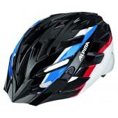 Летний шлем ALPINA 2017 Panoma black-blue-red