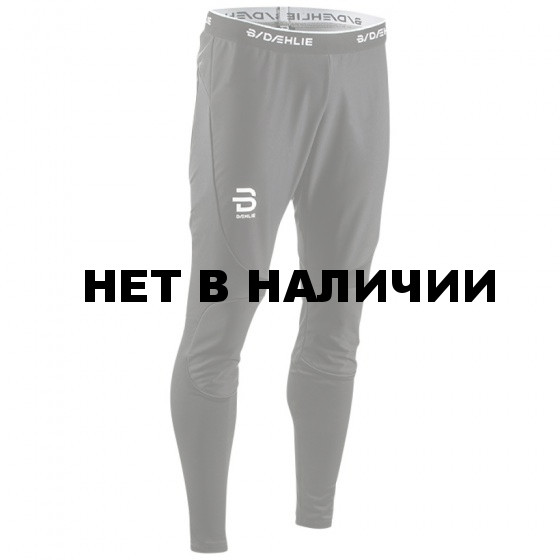 Брюки беговые Bjorn Daehlie 2016-17 Pants TERMINATE Black