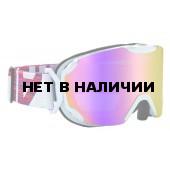 Очки горнолыжные Alpina PHEOS S MM pearlwhite_MM pink S2