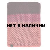 Шарф BUFF KNITTED & POLAR NECKWARMER TILDA BRIGHT PINK