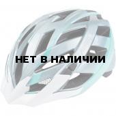 Велошлем Alpina 2018 Panoma steelgrey-smaragd