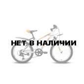 Велосипед Welt Peak 20 2016 matt white/orange