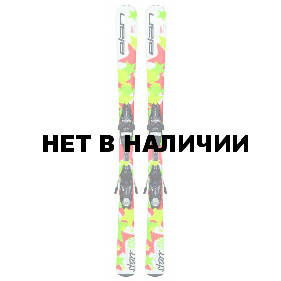 Горные лыжи с креплениями Elan 2015-16 STARR QT EL 4.5 (110-120)