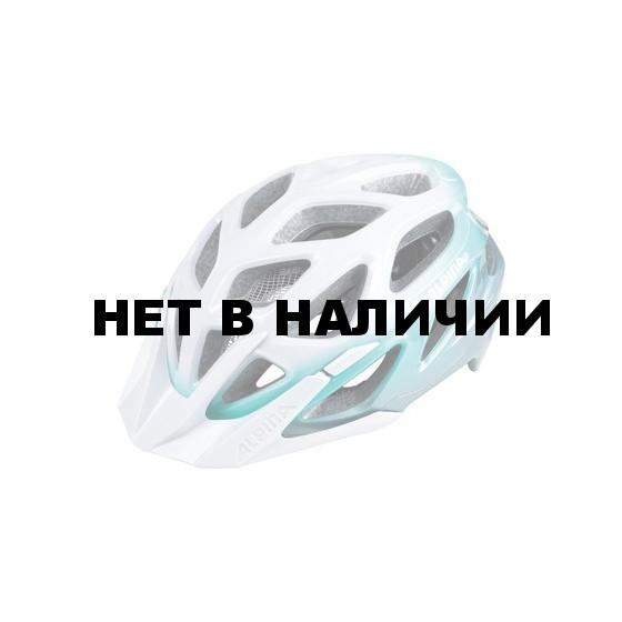 Велошлем Alpina 2018 Mythos 3.0 white-smaragd