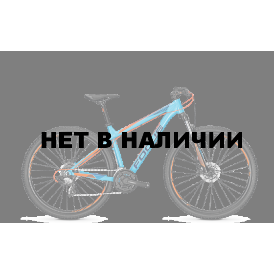 Велосипед FOCUS WHISTLER CORE 2018 mailblue