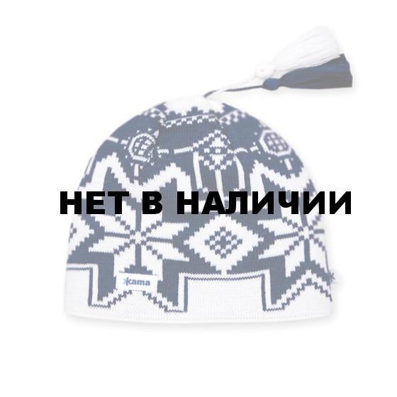 Шапка Kama A22 (off-white) белый