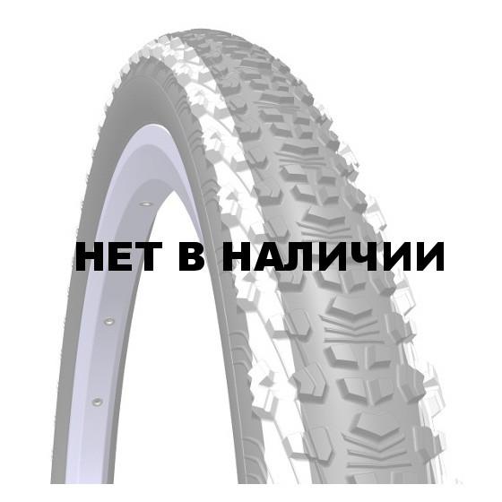 Велопокрышка RUBENA V75 SCYLLA 20 x 1,90 (50-406) CL черный/белый
