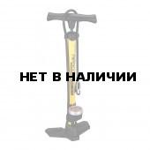 Насос напольный BBB AirBoost steel pump желтый (BFP-21)