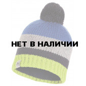 Шапка BUFF CHILD KNITTED & POLAR HAT KNUT CAPE BLUE CHILD