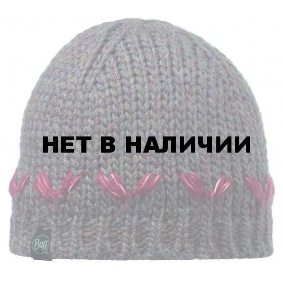 Шапка BUFF 2015-16 KNITTED HATS BUFF LILE BROWN