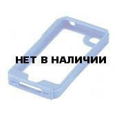 Рамка для телефона BBB 2015 smart phone mount Sleeve Patron I4 blue (BSM-32)