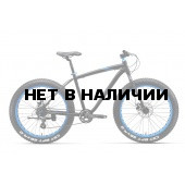 Велосипед Welt FAT Freedom 2017 matt black/blue