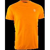 Футболка беговая Bjorn Daehlie 2018 T-Shirt Oxygen Orange