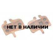 Тормозные колодки BBB DiscStop comp.w/Hayes HFX-mag, HFX-9 series hydraulic,Promax hydraulic sintered (BBS-45S)