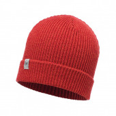 Шапка BUFF KNITTED HAT JUNIOR SPARKY RED (US:one size)
