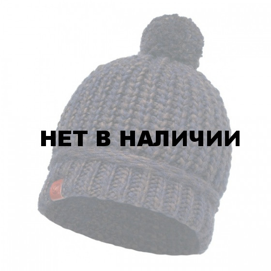 Шапка BUFF 2016-17 KNITTED HAT BUFF® DEAN NAVY-NAVY-Standard