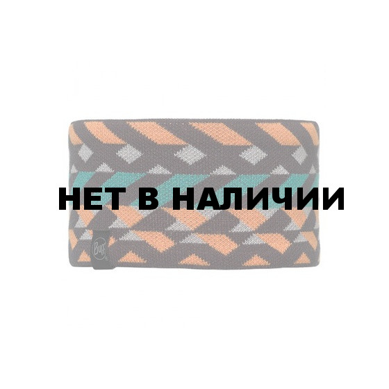 Повязка BUFF HEADBAND BUFF Knitted&Polar Fleece BARRY