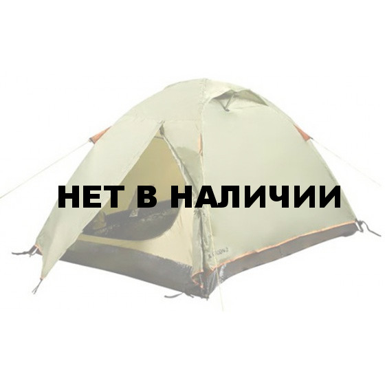 Палатка Outdoor Project Saturn 2FG св.зеленый