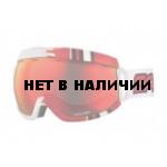 Очки горнолыжные Salice FBSXS Graffiti Red/RW Red
