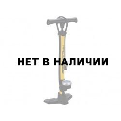 Насос напольный BBB AirBoost steel pump yellow (BFP-21)