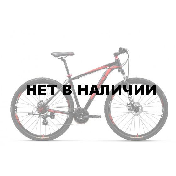Велосипед Welt Ridge 2.0 D 29er 2017 matt black/red