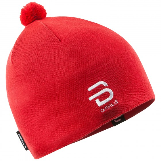 Шапка Bjorn Daehlie 2016-17 Hat CLASSIC High Risk Red