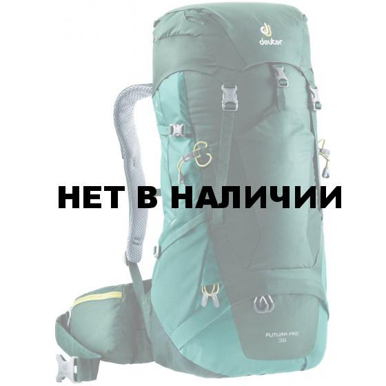 Рюкзак Deuter 2018 Futura PRO 36 forest-alpinegreen
