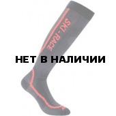 Носки ACCAPI SKIERGORACING red (красный)