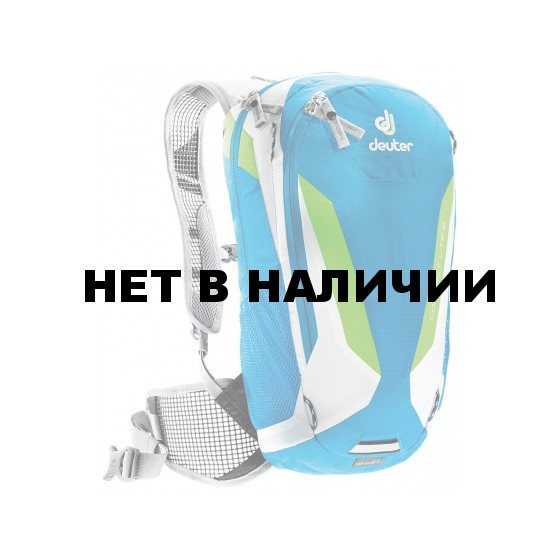 Рюкзак Deuter 2015 Bike Compact Lite 8 turquoise-white