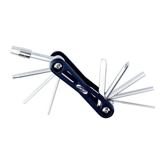 Шестигранник BBB folding tool Maxifold S (BTL-41S)