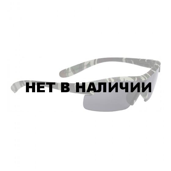 Очки солнцезащитные BBB Kids PC smoke lens матово-зеленый камуфляж (BSG-54)
