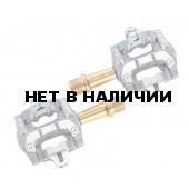 Педали BBB clipless ForceMount titinium axle Titanium gray (BPD-13)