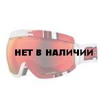 Очки горнолыжные Salice FBSXL Graffiti Red/RW Red