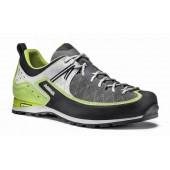 Ботинки для треккинга (низкие) Asolo Salyan Graphite / Green Lime