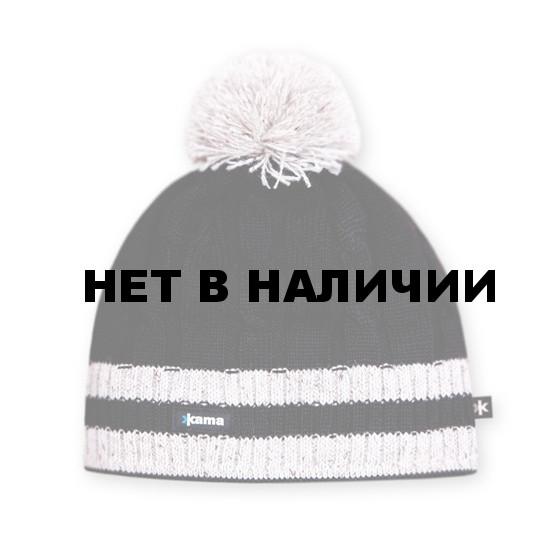 Шапка Kama A80 (black) черный