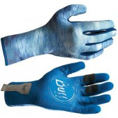 Перчатки рыболовные BUFF Sport Series MXS Gloves голубой