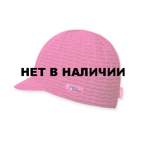 Шапка Kama K28 (pink) розовый