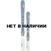 Горные лыжи с креплениями Elan 2017-18 Pinball Pro EL 4.5 QS (105-115)