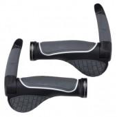 Грипсы BBB Fixset (Interfix grip and InterBar barends 85mm) black (BHG-48L)