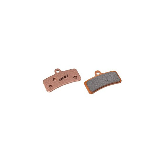 Тормозные колодки BBB DiscStop comp.w/Shimano Saint M810 sintered (BBS-55S)