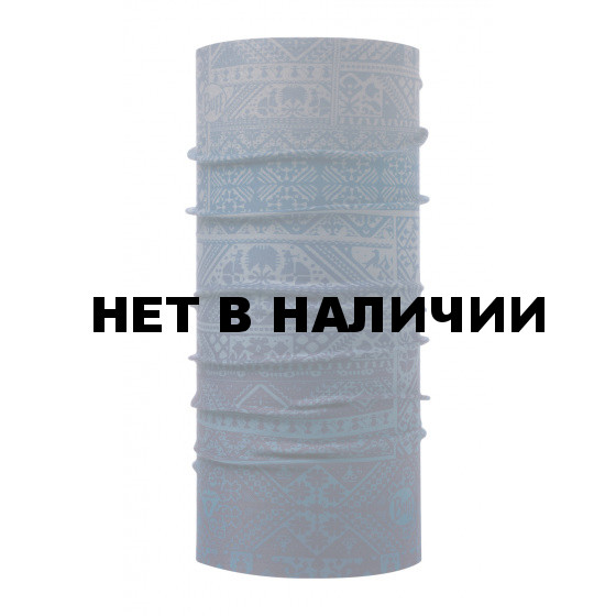 Бандана BUFF THERMONET ESKOR PERFUSE BLUE