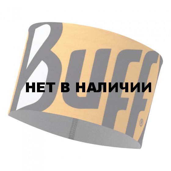 Повязка BUFF TECH FLEECE HEADBAND ULTIMATE LOGO BLACK
