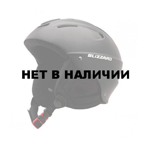 Зимний Шлем Blizzard 2016-17 Mega black matt