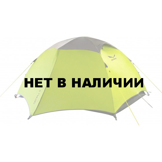 Палатка Salewa 2015 Mountain DENALI III TENT CACTUS/GREY /