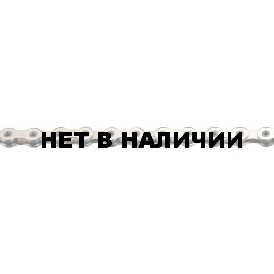 Цепь BBB PowerLine 8 speed 114 links серый (BCH-80)