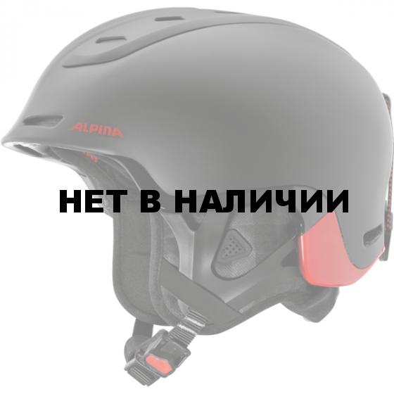 Зимний Шлем Alpina SPINE black-lumberjack matt