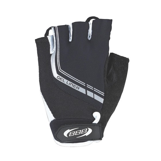 Перчатки велосипедные BBB Gelliner black (BBW-35)